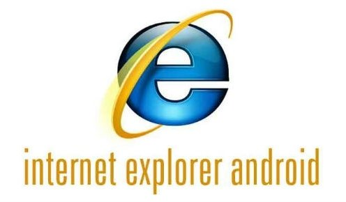 Internet explorer android